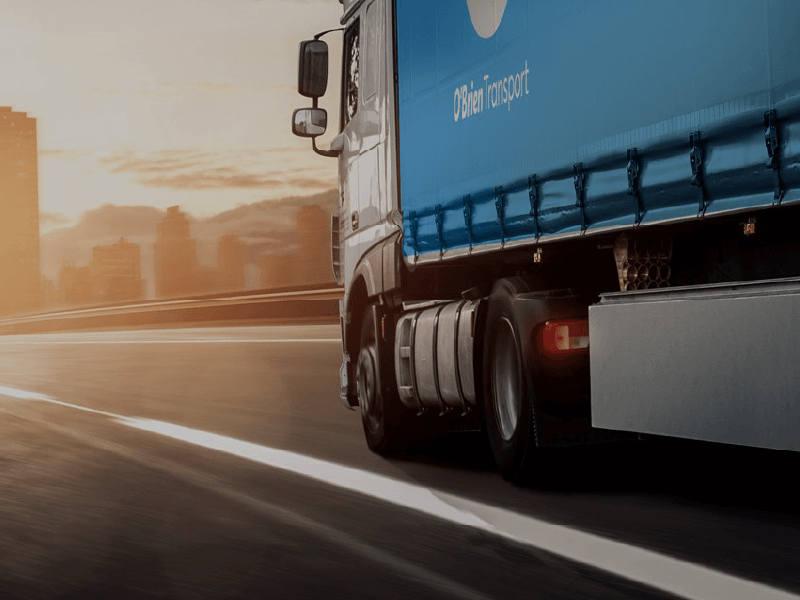 Business Feature O'Briens Transport