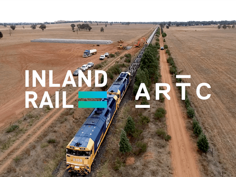Albury-Wodonga to host Inland Rail Conference 2020